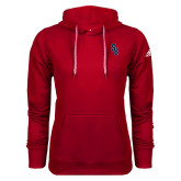 Adidas Climawarm Red Team Issue Hoodie-Interlocking SB
