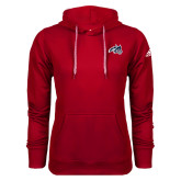 Adidas Climawarm Red Team Issue Hoodie-Wolfie Head