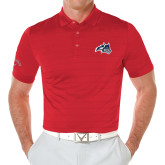Callaway Opti Vent Red Polo-Wolfie Head