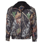 Mossy Oak Camo Challenger Jacket-University Mark Vertical