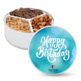 Deluxe Mix Happy Birthday Tin-University Mark Vertical