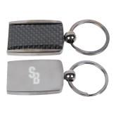 Corbetta Key Holder-Interlocking SB  Engraved