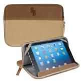 Field & Co. Brown 7 inch Tablet Sleeve-Interlocking SB  Engraved