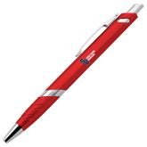 Milo Red Pen w/Blue Ink-Interlocking SB Stony Brook Seawolves