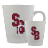 Full Color Latte Mug 12oz-Interlocking SB
