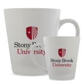 Full Color Latte Mug 12oz-University Mark Vertical