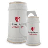 Full Color Decorative Ceramic Mug 22oz-University Mark Vertical