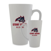 Full Color Latte Mug 17oz-Alumni Athletics