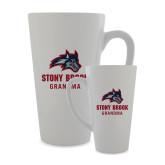 Full Color Latte Mug 17oz-Grandma Athletics