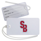 Luggage Tag-Interlocking SB