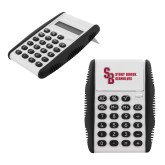 White Flip Cover Calculator-Interlocking SB Stony Brook Seawolves