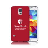Galaxy S5 Phone Case-University Mark Vertical