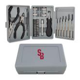 Compact 26 Piece Deluxe Tool Kit-Interlocking SB