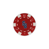 Red Game Chip-Interlocking SB