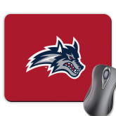 Full Color Mousepad-Wolfie Head