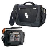 High Sierra Black Upload Business Compu Case-Interlocking SB