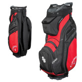 Callaway Org 14 Red Cart Bag-Interlocking SB