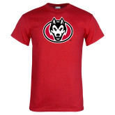 Red T Shirt-Husky