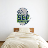 3 ft x 3 ft Fan WallSkinz-SCF Manatees