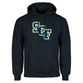 Navy Fleece Hoodie-SCF