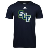 Adidas Climalite Navy Ultimate Performance Tee-SCF