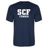 Performance Navy Tee-Tennis