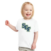 Toddler White T Shirt-SCF