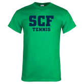 Kelly Green T Shirt-Tennis