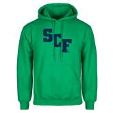 Kelly Green Fleece Hoodie-SCF