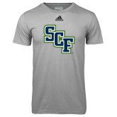Adidas Climalite Sport Grey Ultimate Performance Tee-SCF