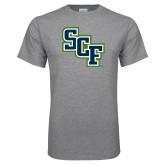 Grey T Shirt-SCF