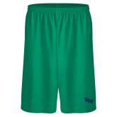 Performance Classic Kelly Green 9 Inch Short-SCF