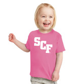 Toddler Fuchsia T Shirt-SCF