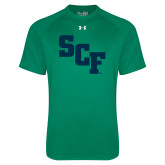 Under Armour Kelly Green Tech Tee-SCF