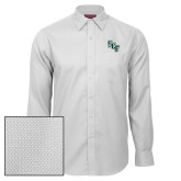 Red House White Diamond Dobby Long Sleeve Shirt-SCF