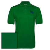 Kelly Green Dry Mesh Polo-SCF