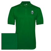 Kelly Green Dry Mesh Polo-SCF Manatees