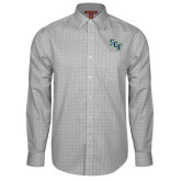 Red House Grey Plaid Long Sleeve Shirt-SCF