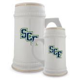Full Color Decorative Ceramic Mug 22oz-SCF