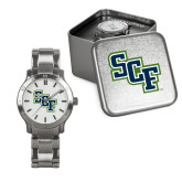Mens Stainless Steel Fashion Watch-SCF