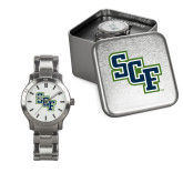 Ladies Stainless Steel Fashion Watch-SCF