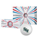 Callaway Supersoft Golf Balls 12/pkg-SCF