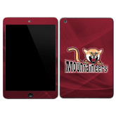 iPad Mini 3 Skin-Mountaineers w/ Mountain Lion