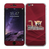 iPhone 6 Skin-Mountaineers w/ Mountain Lion
