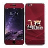 iPhone 6 Skin-Mountaineers w/ Mountain Lion