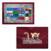 Surface Pro 3 Skin-Mountaineers w/ Mountain Lion