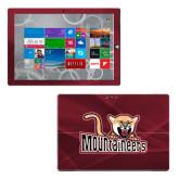 Surface Pro 3 Skin-Mountaineers w/ Mountain Lion