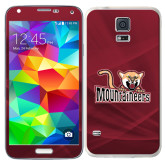 Galaxy S5 Skin-Mountaineers w/ Mountain Lion