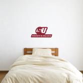 1 ft x 2 ft Fan WallSkinz-SU Mountaineers
