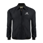 Black Players Jacket-SU Mountaineers